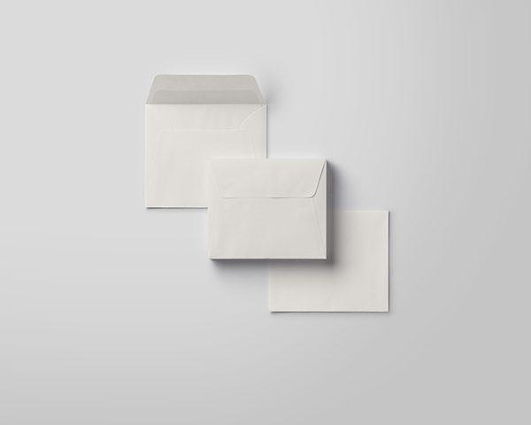 מעטפות שמנת 16X16