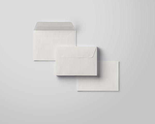מעטפות שמנת 19X13